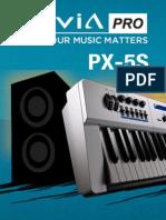Casio Privia PX-5S-FAQ