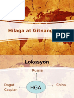 Hilaga at Gitnang Asya
