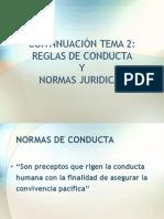 Tema 2 Norma Juridica