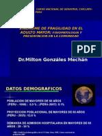 Fragilidad Chiclayo 2009
