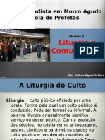 A Liturgia do Culto 1.ppt