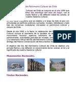 El Día Del Patrimonio Cultural de Chile - Efeméride