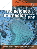Relaciones Internaionales folleto