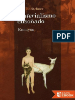 Materialismo Ensonado - Leon Rozitchner