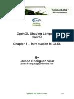 Glsl Chapter 1