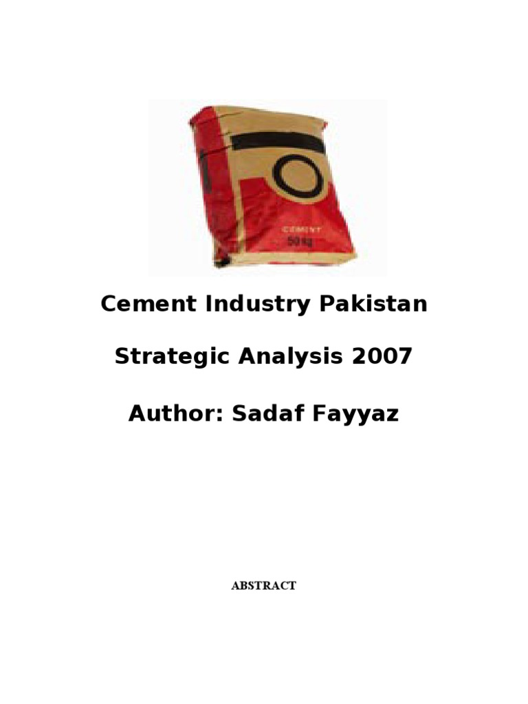 analysis of the tourism industry in pakistan The situational analysis and findings of this report are an inventory of neglect of  the  pakistan tourism development corporation scn.