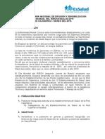 Informe Final Plan Salud renal 2015