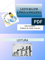 Leitura Em Lngua Inglesa