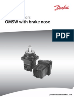 OMSW With Brake Nose