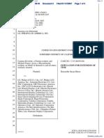 Rowlette et al v. LG Philips LCD Co., LTD. et al - Document No. 5