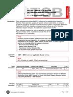 Techstream Ecu Flash Reprogramming Procedure Ts-ss002-07