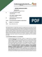Informe Nº 036