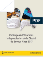 Editoriales Independientes BA