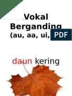 Vokal Berganding