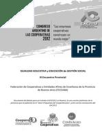 Documento de Debate - FECEABA