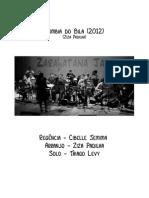 Cumbia do Billa - Grade Big Band
