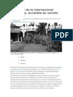 El Archivo de La Internacional Comunista