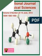 Journal1398931214_IJPS - 16 June, 2013 Issue