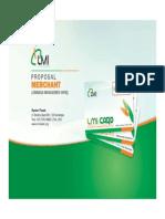 Proposal Sponsorship Lmi Merchant