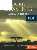 Canta La Hierba - Doris Lessing3