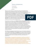 Resumen de La Quinta Disciplina[1]