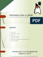 1° clase - Introducción a Java.pptx