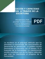 COMUNICACIÓN Y CAPACIDAD EXPRESIVA  A TRAVEZ DE LA.pptx