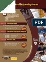 Engineering Courses 2013