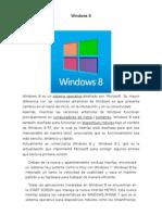 Iniciar Sesión en Windows 8
