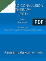 JIWA ELECTRO CONVULSION THERAPY+Restrain