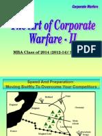 3e2a602 Art of Corporate Warfare-II-2011-13(S-2).ppt