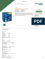 FRYS i7-4770K Sale