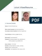 teaching curriculum vitae v1 2