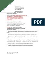 Psikotest Ini Diambil Dari Email Internet, Diterjemahkan