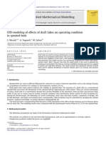 Applied Mathematical Modelling Volume 37 Issue 4 2013 [Doi 10.1016_j.apm.2012.04.016] S. Moradi; A. Yeganeh; M. Salimi -- CFD-modeling of Effects of Draft Tubes on Operating Condition in Spouted Beds - Salin - Salin