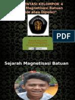 Presentasi Magnetik Kelompok 4