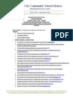 June 5 Board Packet 2012