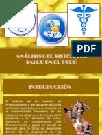 análisis del sistema de salud en el peru
