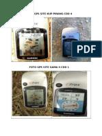 Foto GPS Site Kup Pinang Dan Gama II
