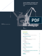 Crane Safety Analysis Report