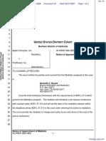 Apple Computer, Inc. v. Podfitness, Inc. - Document No. 24