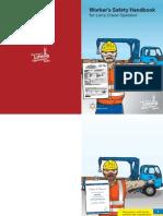 Lorry Crane Operator Handbook