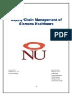 SCM Project-Siemens