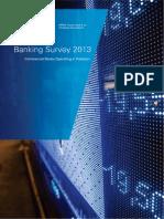 Banking Survey 2013