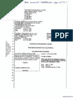 National Federation of the Blind et al v. Target Corporation - Document No. 81