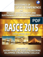 Proceeding of Rasce 2015