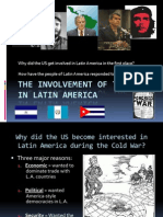 The Involvement of the US in Latin America3