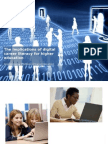 The Implications of Digital Career Literacy for Higher Education
