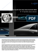 4th SEA AUTO 2015 - Invitation