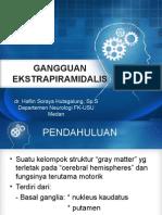 Gangguan Ekstrapiramidalis (Neurologi)